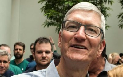 Apple CEO Tim Cook delivers commencement address