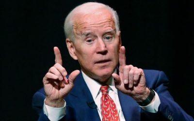Joe Biden holds campaign kickoff rally