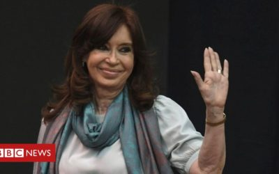 Argentina ex-leader to run for VP role