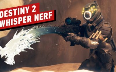 Destiny 2 is Nerfing the Best Weapon in the Game (Whisper of the Worm) – IGN