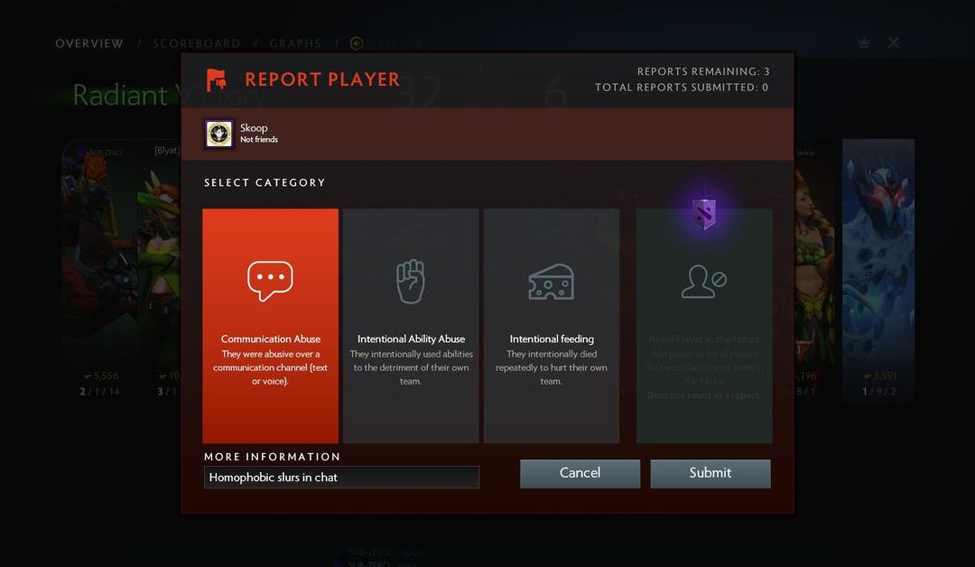 Valve is making Dota 2 players pay to avoid toxic gamers – The Verge
