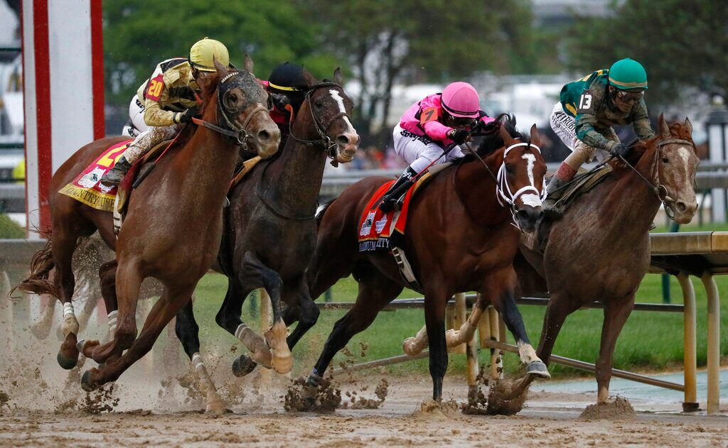 Preakness Stakes will take place without Kentucky Derby winner for the first time in 23 years