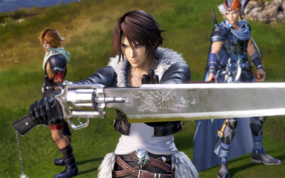 Squall Is Getting His Kingdom Hearts Costume in Dissidia Final Fantasy NT – DualShockers
