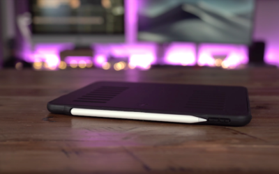 Hands-on: ZUGU Muse case for iPad Pro & Apple Pencil [Video] – 9to5Mac