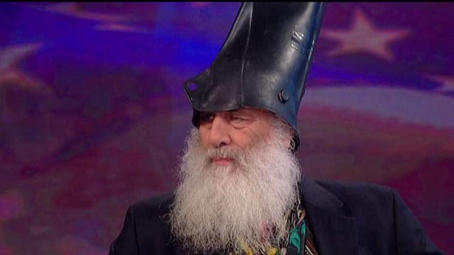 Vermin Supreme makes his 2020 bid for the Libertarian Party presidential nomination