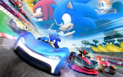 Video: Can Team Sonic Racing On Switch Keep Pace With The PlayStation 4 Version? – Nintendo Life