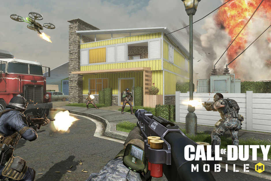 Call of Duty: Mobile beta starts for Android and iOS players in select countries – Phone Arena