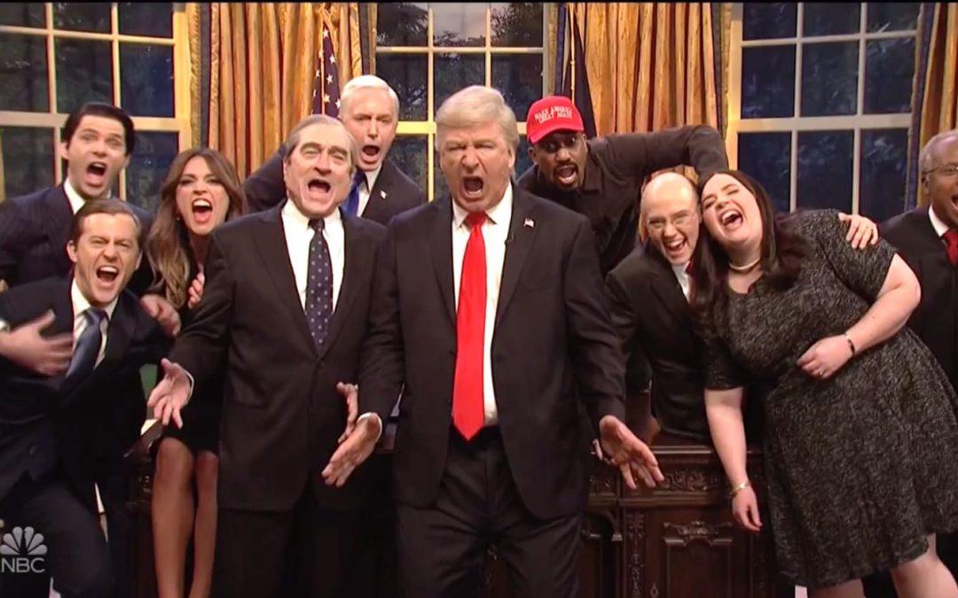 SNL Season 44 Finale: Alec Baldwin's Trump and Robert De Niro's Mueller Reunite for Epic Queen Duet – The Daily Beast