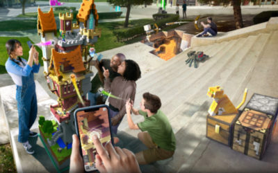Microsoft announces new Minecraft Earth AR game for Android and iOS – Phone Arena