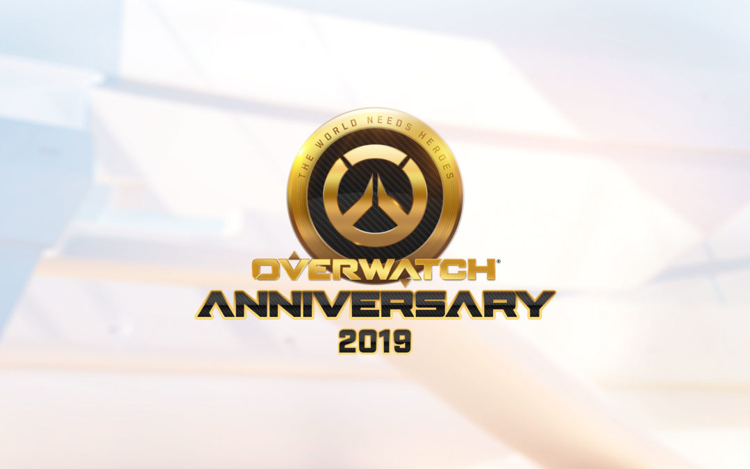 Overwatch Anniversary event kicks off May 21 alongside a free trial – VG247