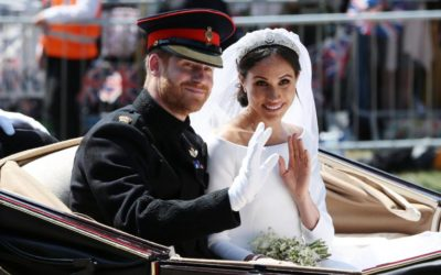 Harry and Meghan share behind-the-scenes pictures of wedding – CNN