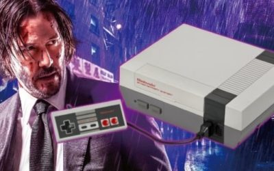 Here's What A NES John Wick Game Would Look Like – Comicbook.com