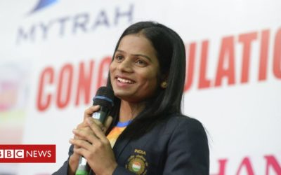 Sprinter first openly gay Indian athlete