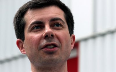 Even Pete Buttigieg is surprised by his surge – can he make it last?