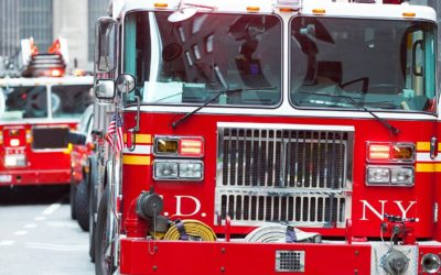 White FDNY lieutenant sues department over racial discrimination after being barred from Vulcan Society mem…