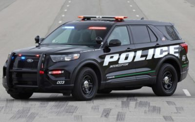 2020 Ford Police Interceptor Utility quick drive: The long, green arm of the law – CNET