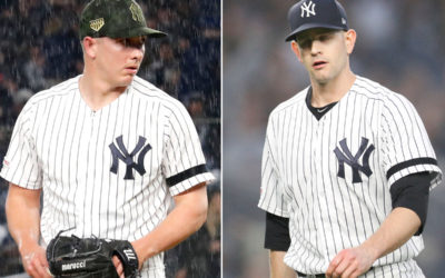 James Paxton isn't good to go yet — so Yankees are starting Chad Green – New York Post