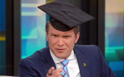 Pete Hegseth: Graduates, it's time to unlearn college