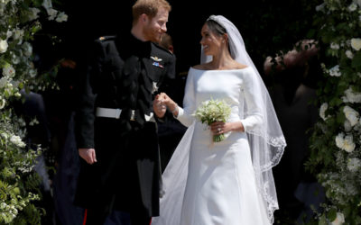 Meghan Markle, Prince Harry share never-before-seen photos from wedding – Page Six