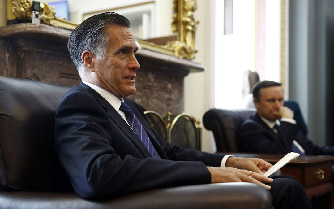 Romney: War with Iran 'not going to happen' – POLITICO