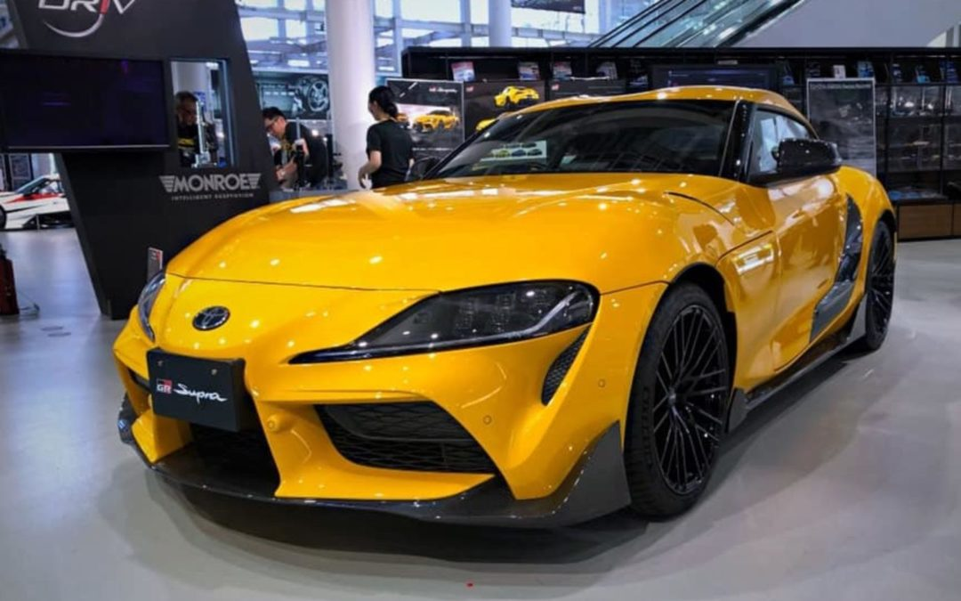 TRD Has the Carbon Aero and 19″ Wheels You Want For Your Supra – Jalopnik