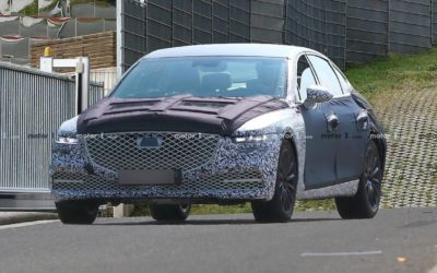 Next-Generation Genesis G80 Coming In September Without The V8 – Motor1.com
