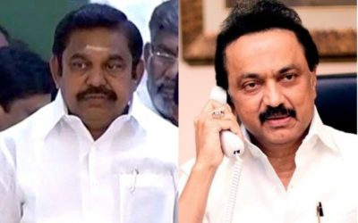 Comfortable win for DMK, AIADMK to get around 8 seats say exit polls for TN