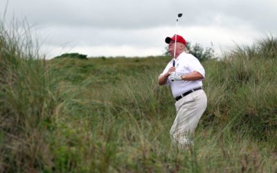 Hacker posts unflattering golf scores on President Trump's account – New York Daily News