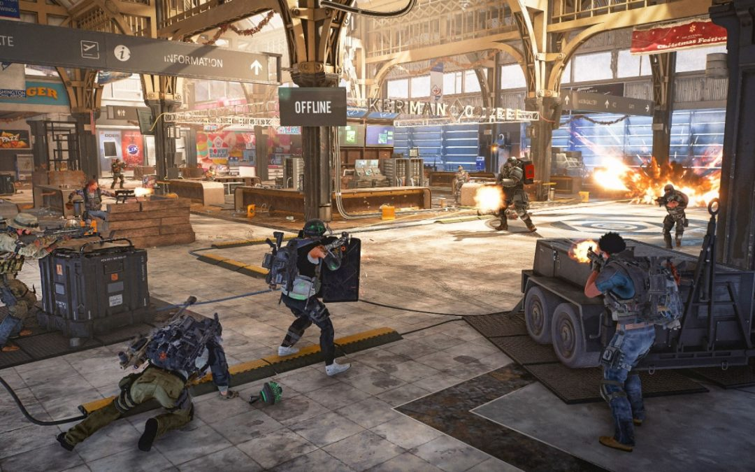 Two Days Later, The Division 2's Raid Has Finally Been Beaten on PS4 – Push Square
