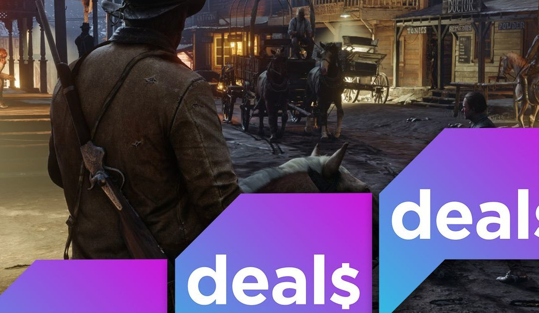 Best gaming deals: Memorial Day sale, Nintendo Switch vouchers and more – Polygon