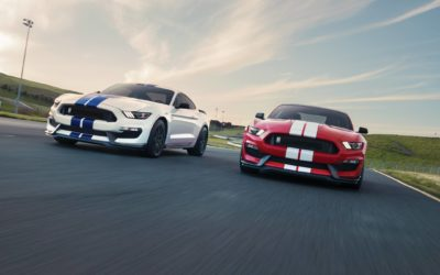 Review: Preview of the Shelby Mustang GT350 is fast and fun at $59,000 – CNBC