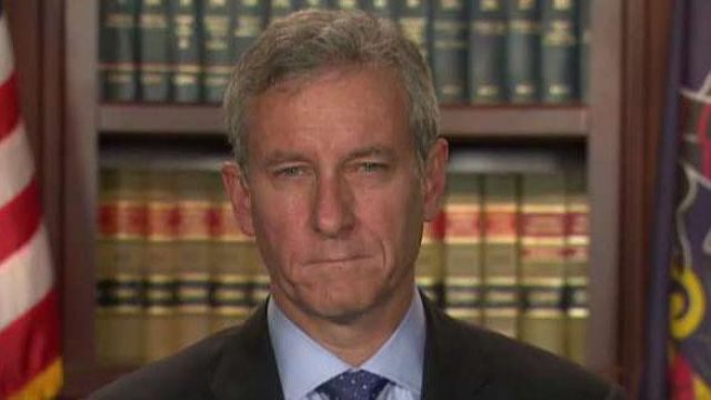First GOP congressman calls for President Trump's impeachment