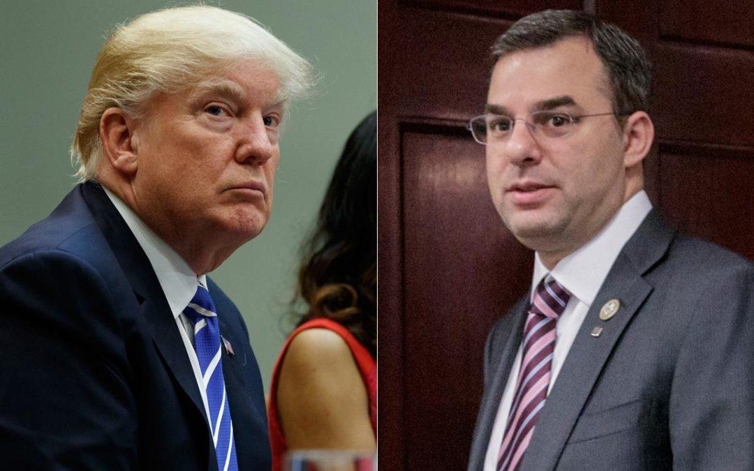 Call for Trump impeachment draw equal parts praise and disdain