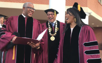 Morehouse commencement speaker to pay off Class of 2019's student loans – WSB Atlanta