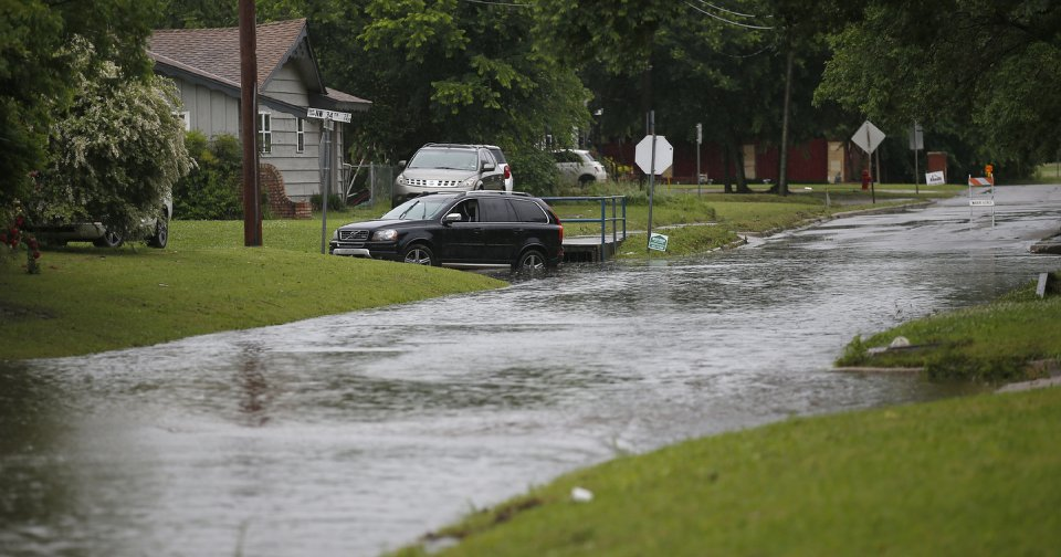Severe weather leaves damage in Oklahoma, more storms ahead Monday – NewsOK.com
