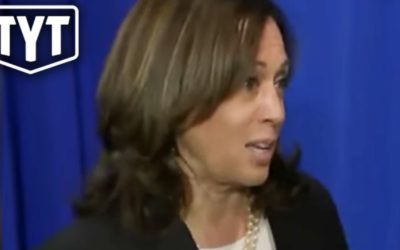 Kamala Harris Turns Question Upside Down – The Young Turks