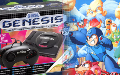 Everything You Need to Know About the Sega Genesis Mini: Where to Preorder, Game List, and What's In the Box – IGN