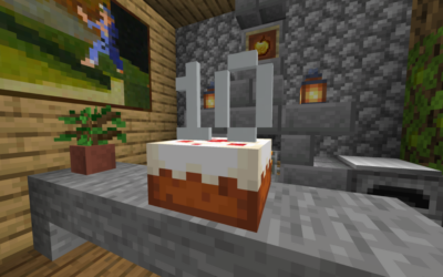 Minecraft Players Are Celebrating 10 Years With Cakes, Artwork And More – Kotaku