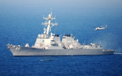 US says warship sails in South China Sea amid trade tensions – Aljazeera.com