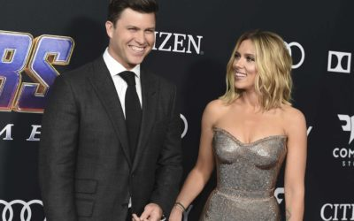 AP Exclusive: Scarlett Johansson and Colin Jost are engaged – SF Gate