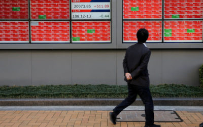Asian shares steady after slump, oil jumps on Saudi comments – Investing.com