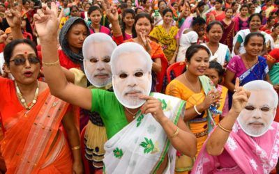 Exit polls suggest a win for Narendra Modi in world's biggest elections – CNN