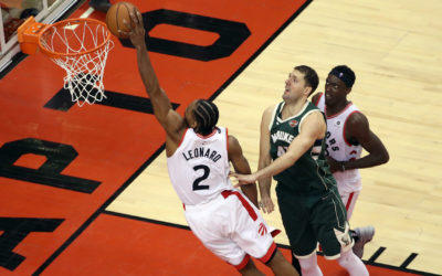 Why Dubs should be happy Raptors beat Bucks in Game 3 – NBCSports.com