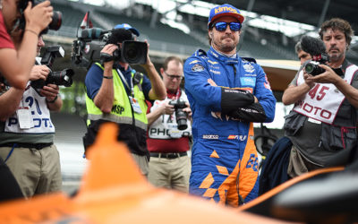 Kaiser's unexpected speed guns down Alonso in Last Row Shootout – INDYCAR