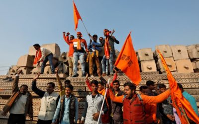 Hindu groups to double down on demands as Modi set for big win – Reuters