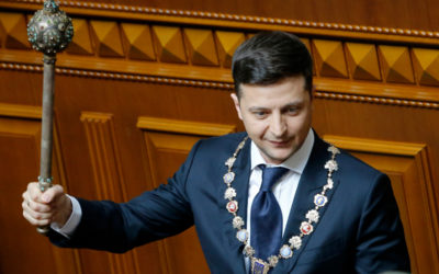 Ukrainian president disbands parliament minutes after inauguration – New York Post