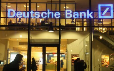 Trump dismisses report that 'very good and highly professional' Deutsche Bank ignored warnings that his accounts could be linked to financial crime – Business Insider
