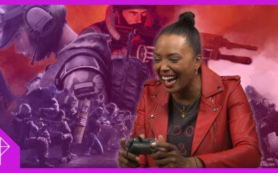 Aisha Tyler trash-talks her way through Rainbow Six Siege – Polygon