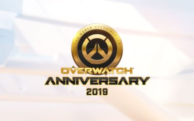 Overwatch Anniversary starts tomorrow, brings new skins and dances – Heroes Never Die