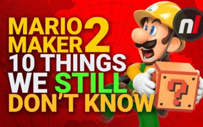 Super Mario Maker 2: 10 Things We Still Don't Know For Certain – Nintendo Life